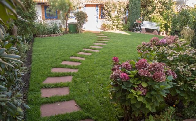 Garten-Gestaltung im Detail