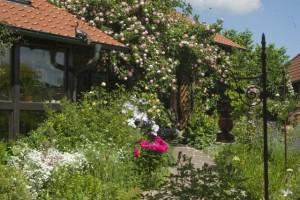 Der Vorgarten - die Visitenkarte