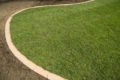Die Rasen-Mähkante