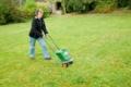 Rasen düngen - Die Praxis